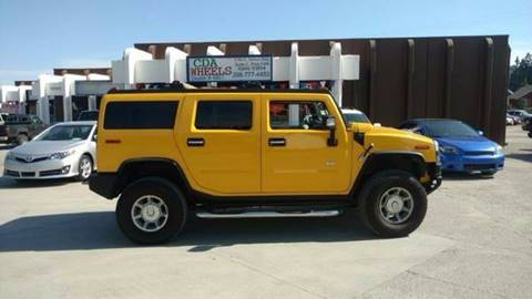 2005 HUMMER H2 for sale in Post Falls, ID