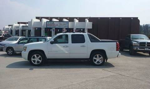 2007 Chevrolet Avalanche for sale in Post Falls, ID