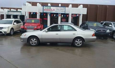 1998 Lexus ES 300 for sale in Post Falls, ID