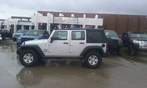 2009 Jeep Wrangler Unlimited for sale in Post Falls, ID