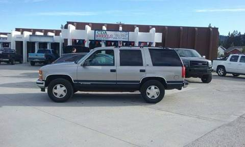 1998 Chevrolet Tahoe for sale in Post Falls, ID
