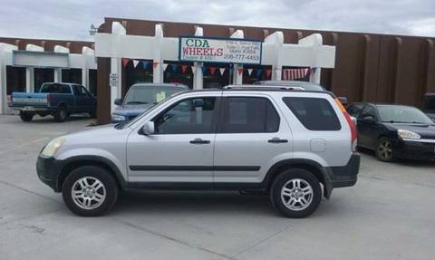 2004 Honda CR-V for sale in Post Falls, ID