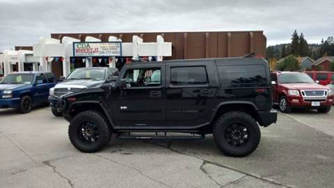 2004 HUMMER H2 for sale in Post Falls, ID