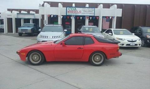 1985 Porsche 944 for sale in Post Falls, ID