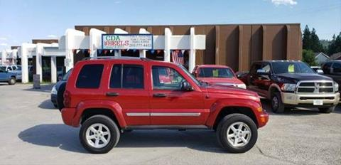 2006 Jeep Liberty for sale in Post Falls, ID