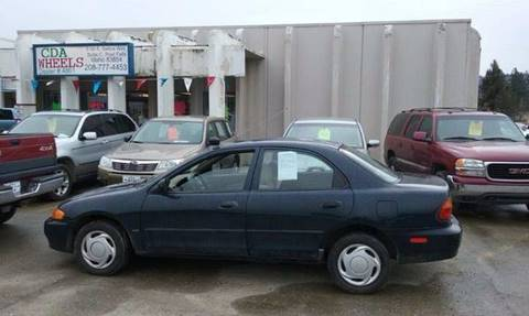 1998 Mazda Protege for sale in Post Falls, ID