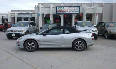 2001 Mitsubishi Eclipse Spyder for sale in Post Falls, ID