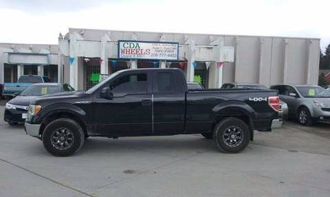 2010 Ford F-150 for sale in Post Falls, ID