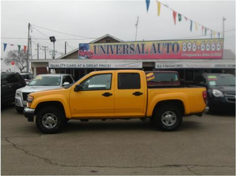 2006 GMC Canyon for sale in Selma, CA
