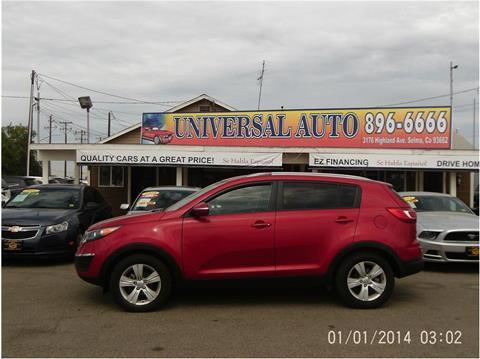 2011 Kia Sportage for sale in Selma, CA