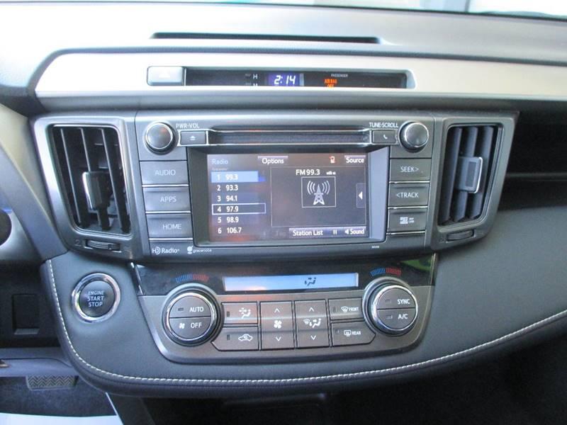 2015 Toyota RAV4 AWD Limited 4dr SUV - Holland MI
