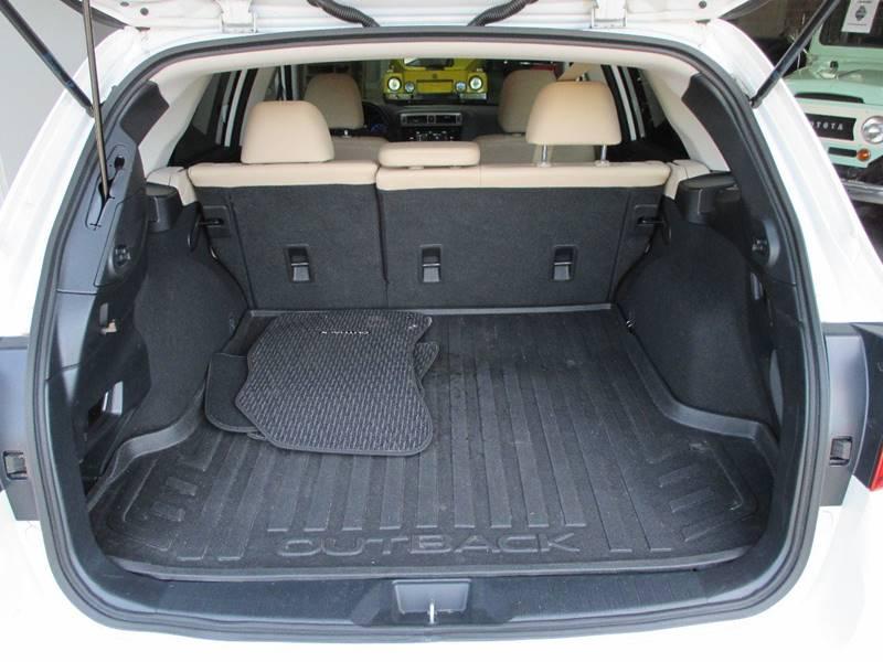 2016 Subaru Outback AWD 2.5i Limited 4dr Wagon - Holland MI