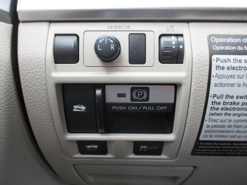 2010 Subaru Legacy AWD 2.5i 4dr Sedan CVT - Holland MI