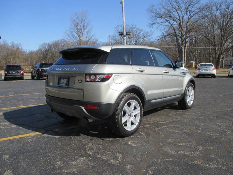 2012 Land Rover Range Rover Evoque AWD Pure Plus 4dr SUV - Holland MI