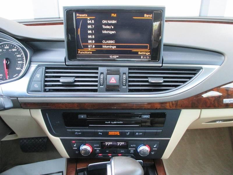 2013 Audi A7 3.0T quattro Prestige AWD 4dr Sportback - Holland MI