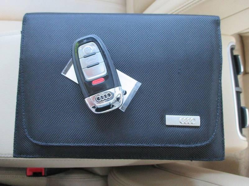 2013 Audi A7 AWD 3.0T quattro Prestige 4dr Sedan - Holland MI