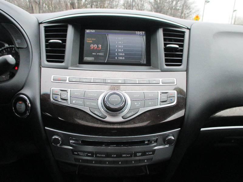 2014 Infiniti QX60 AWD 4dr SUV - Holland MI