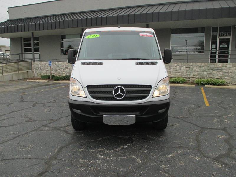 2011 Mercedes-Benz Sprinter 2500 144 WB 3dr Crew Van - Holland MI
