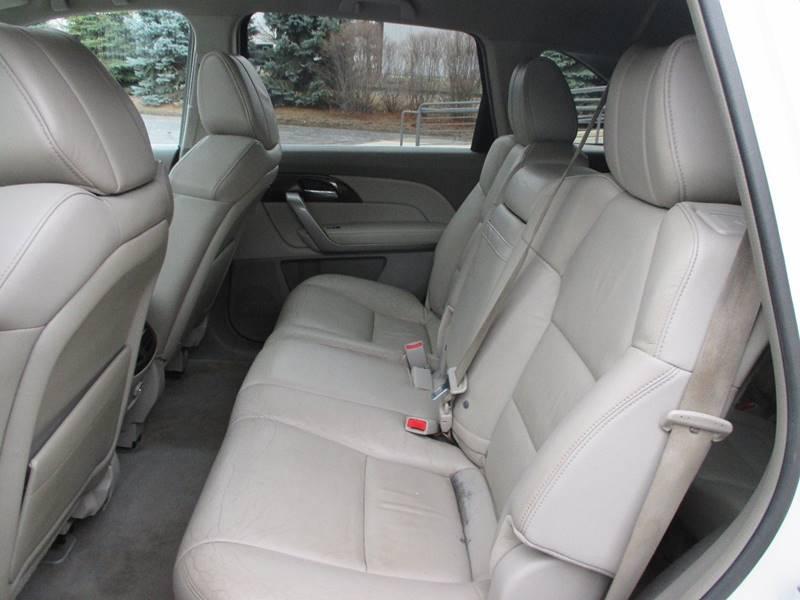 2011 Acura MDX SH-AWD 4dr SUV - Holland MI