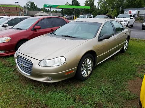 2004 Chrysler Concorde for sale in Bryant, AR