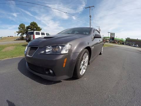 2009 Pontiac G8 for sale in Bryant, AR