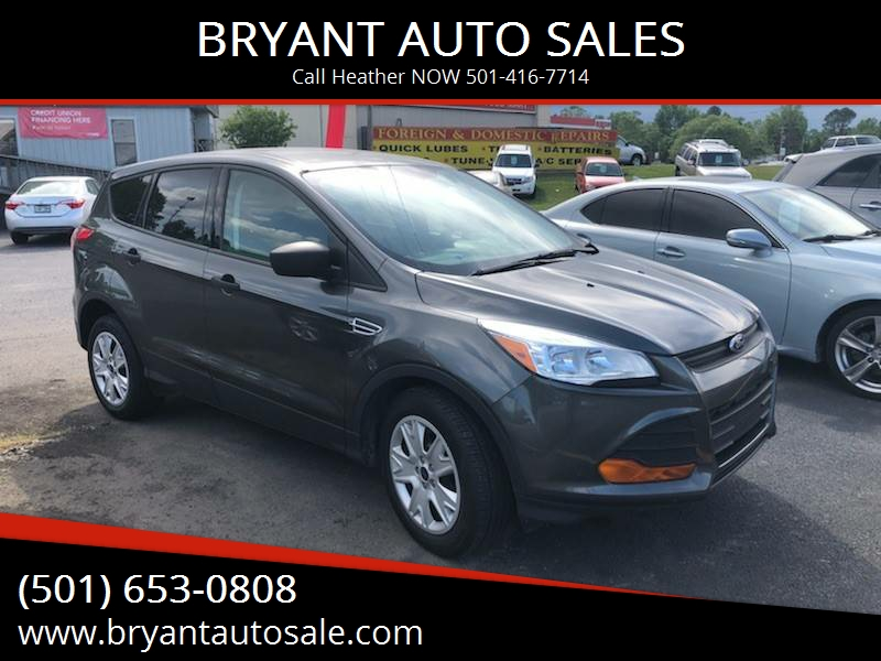 2015 Ford Escape S 4dr SUV In Bryant AR