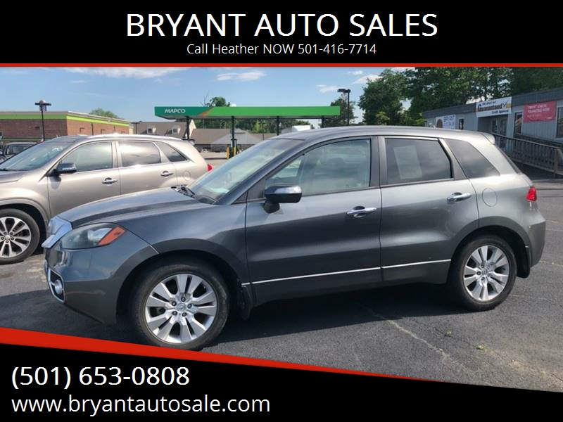 2011 Acura Rdx SH-AWD 4dr SUV W/Technology Package In