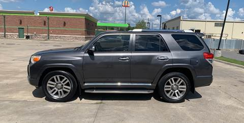 2012 Toyota 4Runner for sale at BRYANT AUTO SALES in Bryant AR