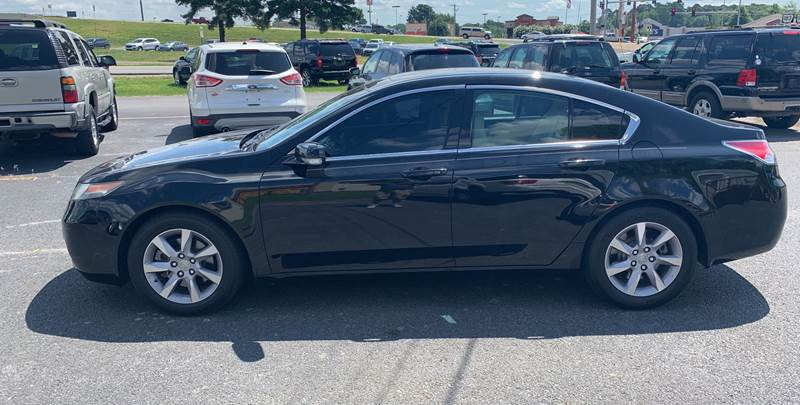 2013 Acura TL for sale at BRYANT AUTO SALES in Bryant AR