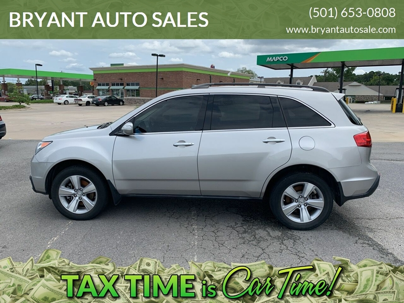2011 Acura MDX for sale at BRYANT AUTO SALES in Bryant AR