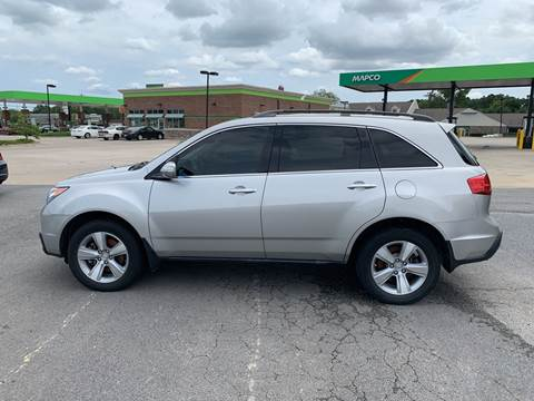2011 Acura MDX for sale in Bryant, AR