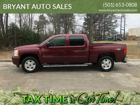 2009 Chevrolet Silverado 1500 for sale at BRYANT AUTO SALES in Bryant AR