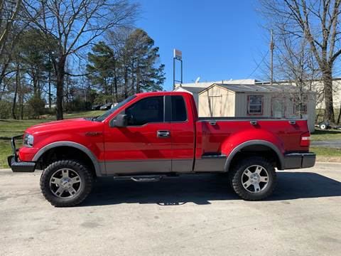 2006 Ford F-150 for sale at BRYANT AUTO SALES in Bryant AR