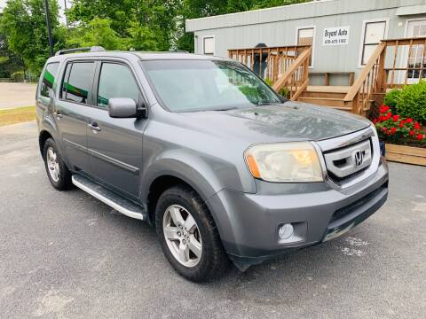 2009 Honda Pilot for sale at BRYANT AUTO SALES in Bryant AR