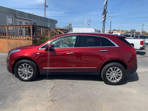 2017 Cadillac XT5 for sale at BRYANT AUTO SALES in Bryant AR