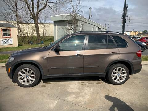 2012 BMW X5 for sale at BRYANT AUTO SALES in Bryant AR