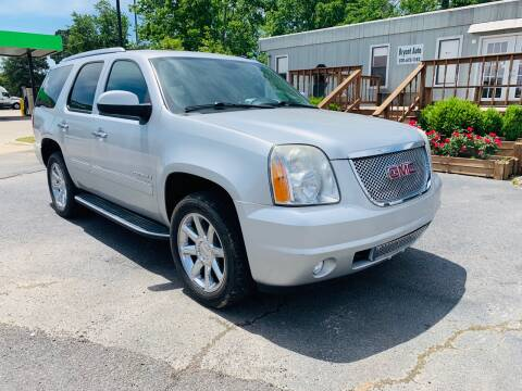 2012 GMC Yukon for sale at BRYANT AUTO SALES in Bryant AR