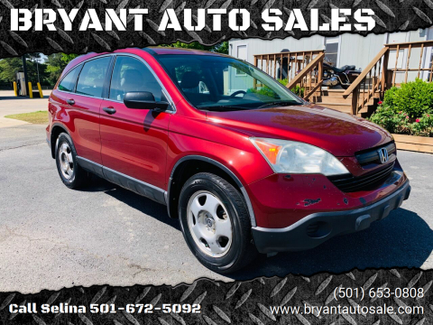 2009 Honda CR-V for sale at BRYANT AUTO SALES in Bryant AR