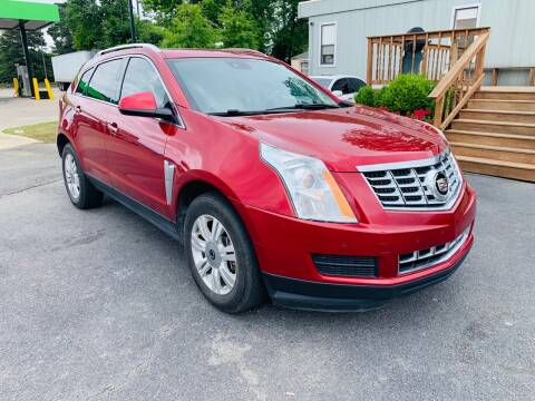 2013 Cadillac SRX for sale at BRYANT AUTO SALES in Bryant AR