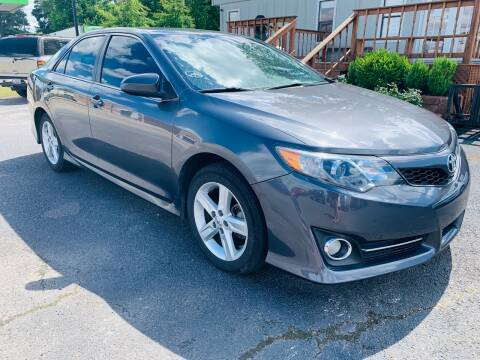 2014 Toyota Camry for sale at BRYANT AUTO SALES in Bryant AR