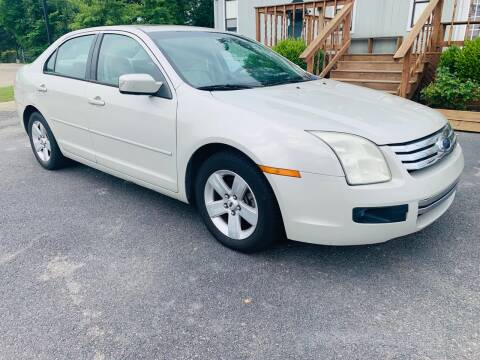 2008 Ford Fusion for sale at BRYANT AUTO SALES in Bryant AR