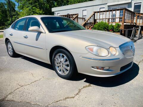 2008 Buick LaCrosse for sale at BRYANT AUTO SALES in Bryant AR