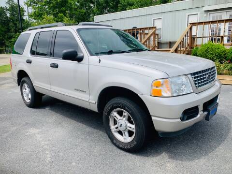 2005 Ford Explorer for sale at BRYANT AUTO SALES in Bryant AR