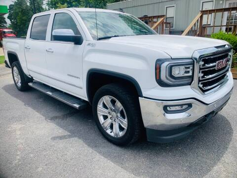 2017 GMC Sierra 1500 for sale at BRYANT AUTO SALES in Bryant AR