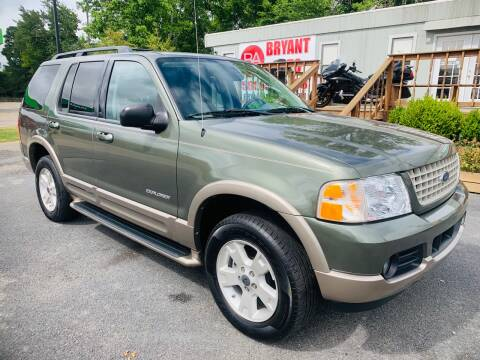2004 Ford Explorer for sale at BRYANT AUTO SALES in Bryant AR