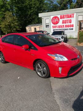 2015 Toyota Prius for sale at BRYANT AUTO SALES in Bryant AR