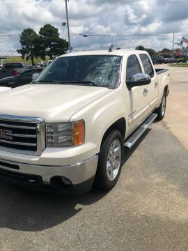 2013 GMC Sierra 1500 for sale at BRYANT AUTO SALES in Bryant AR