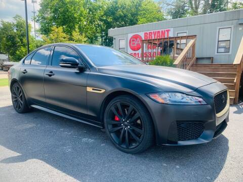2017 Jaguar XF for sale at BRYANT AUTO SALES in Bryant AR