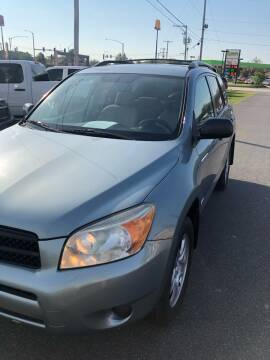 2007 Toyota RAV4 for sale at BRYANT AUTO SALES in Bryant AR