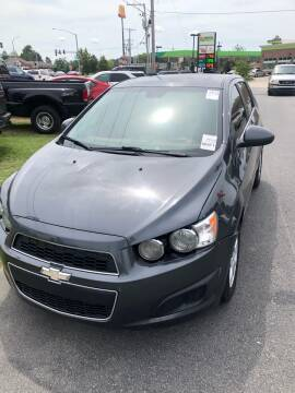 2013 Chevrolet Sonic for sale at BRYANT AUTO SALES in Bryant AR